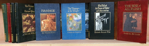 The Great Writers Library: 9 Book Collection