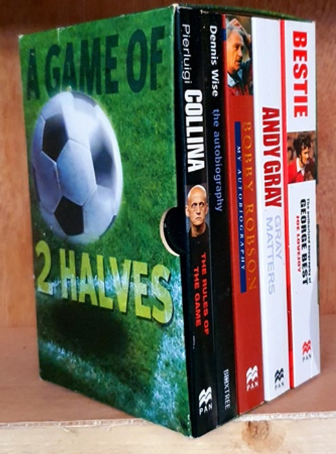 A Game of 2 Halves: 5 Book Box Set