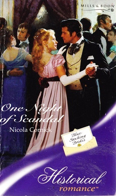 Mills & Boon / Historical / One Night of Scandal
