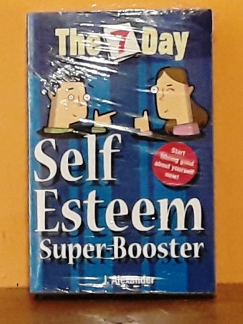 Alexander , J / The 7 Day Self Esteem Self Booster(4 Book Set) Brand New and Sealed