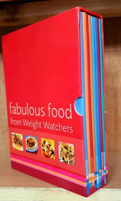 Fabulous Food from Weight Watchers (8 Book Box Set)