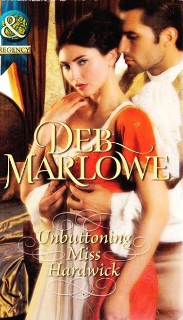 Mills & Boon / Regency / Unbuttoning Miss Hardwick