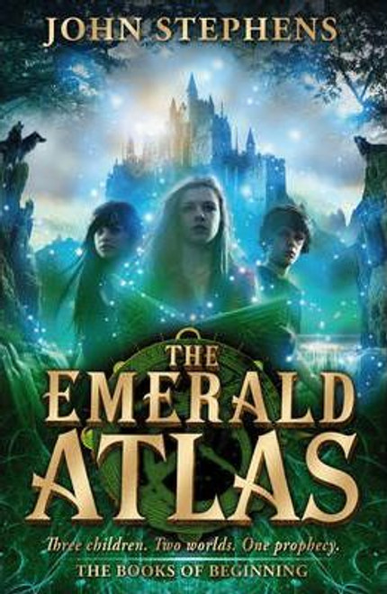 Stephens, John / The Emerald Atlas:The Books of Beginning 1