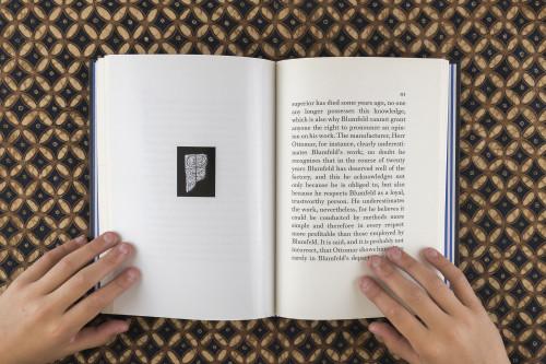Kafka, Franz - Blumfeld : An Elderly Batchelor - HB - Four Corners Press Edition - Illustrated by David Musgrave