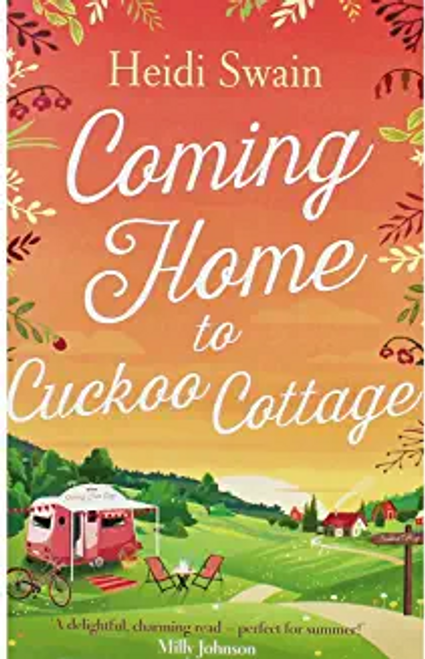 Swain, Heidi / Coming Home to Cuckoo Cottagpa