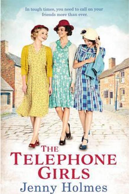 Holmes, Jenny / The Telephone Girls