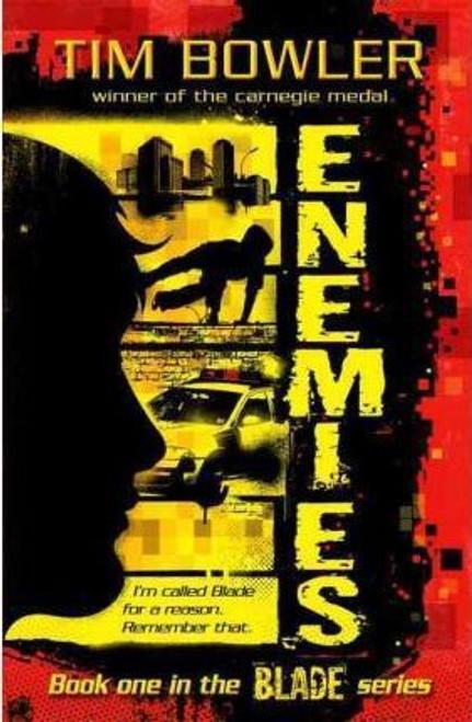 Bowler, Tim / Blade: Enemies