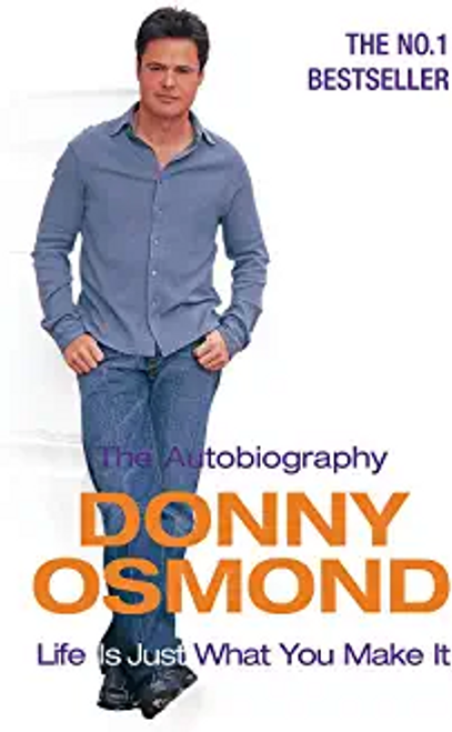 Osmond, Donny / Life Is Just What You Make It