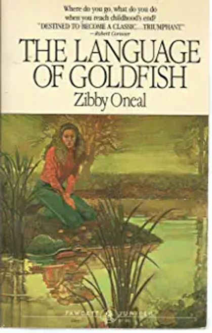 O'Neal, Zibby / Language of Goldfish