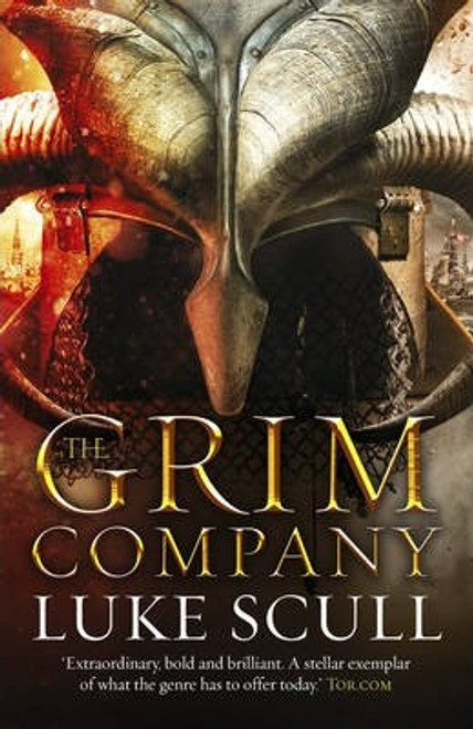 Scull, Luke / The Grim Company