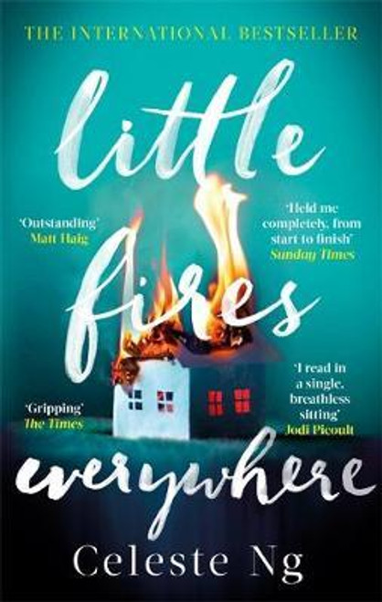 Ng, Celeste - Little Fires Everywhere - PB - BRAND NEW