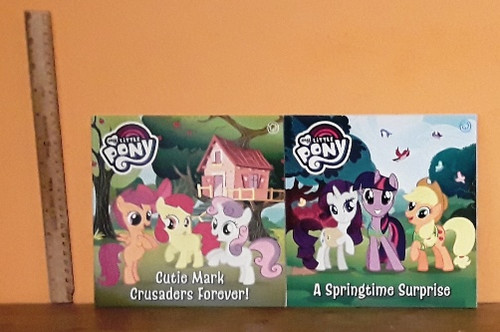 My Little Pony (7 Book Collection)