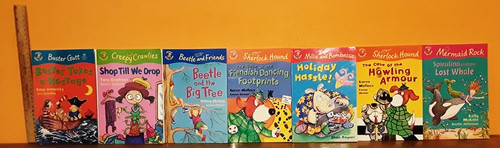 Colour Young Hippo (9 Book Collection)