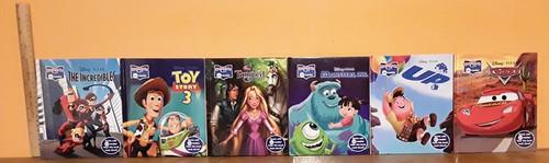 Story Reader: Me Reader (8 Disney Hardback Book Collection)