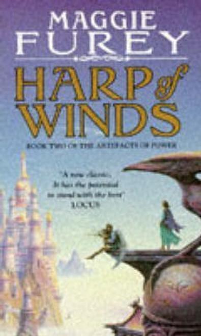 Furey, Maggie / Harp Of Winds