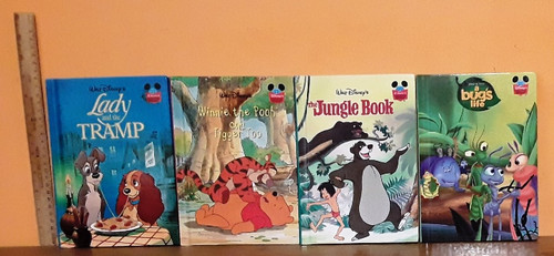 Disney's Wonderful World of Reading (11 Hardback Book Collection)