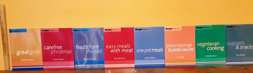 Weight Watchers (8 Cookbook Collection)