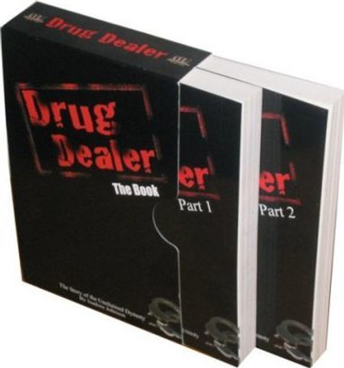 Drug Dealer Part 1&2 : The Story of the Unchained Dynasty (2 Book Box Set)