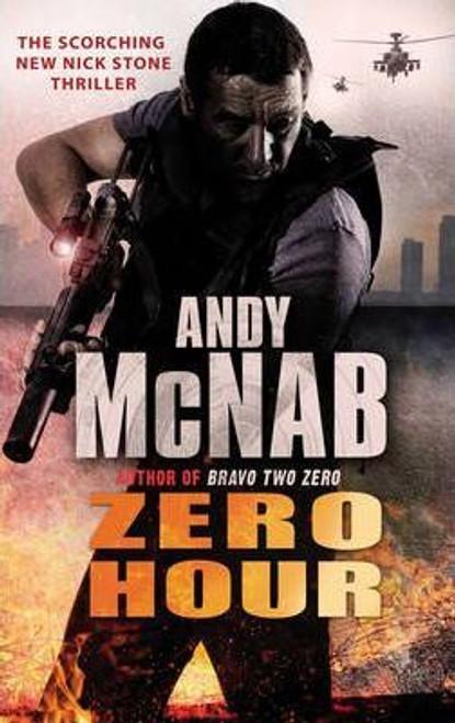 McNab, Andy / Zero Hour (Large Paperback)