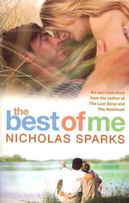 Sparks, Nicholas / The Best Of Me (Large Paperback)