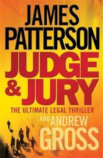 Patterson, James / Judge and Jury (Large Paperback)