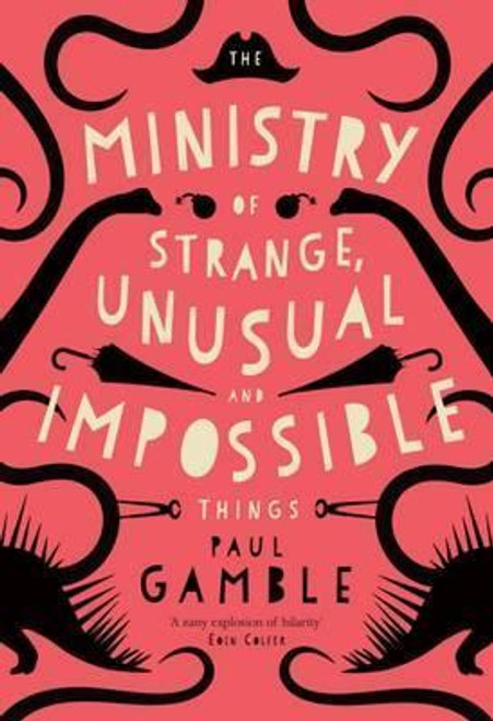 Gamble, Paul / The Ministry of SUITs (Large Paperback)