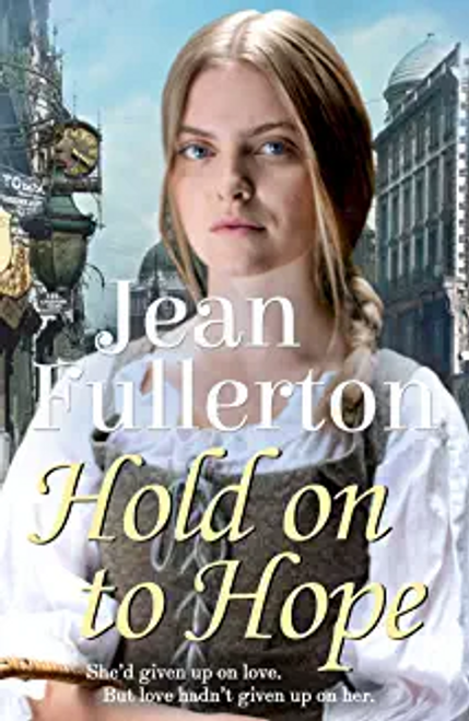 Fullerton, Jean / Hold On To Hope