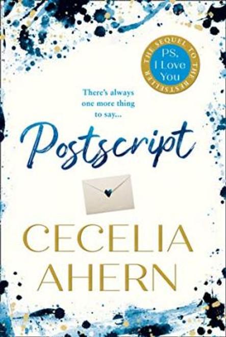Ahern, Cecelia - Postscript - SIGNED -BRAND NEW (Large Paperback)