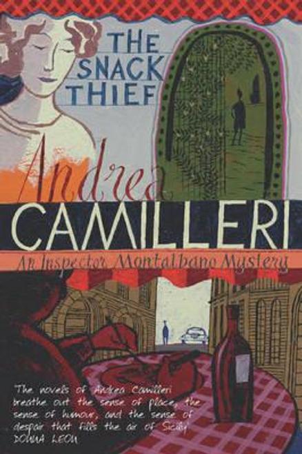 Camilleri, Andrea / The Snack Thief