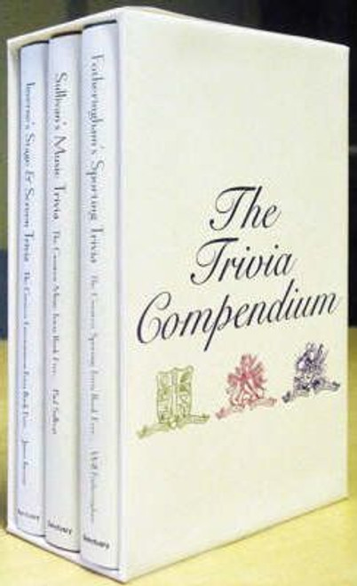 The Trivia Compendium (3 Book Box Set) (Hardback)