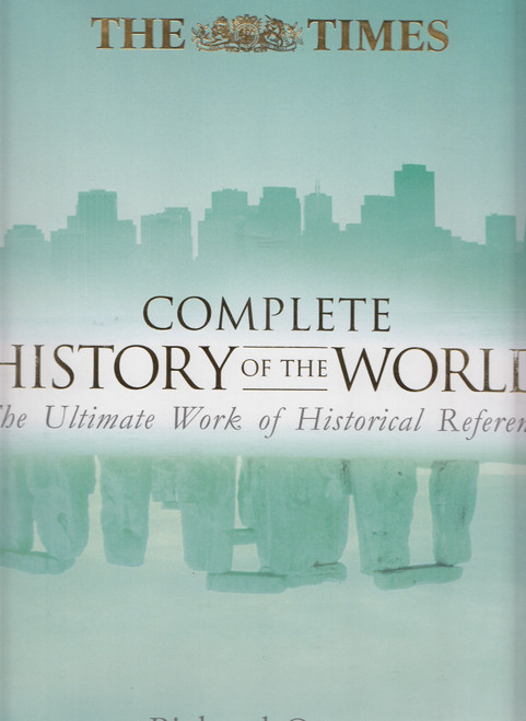 Times Complete History of the World (1 Book Slipcase) (Extra Large Hardback Book)