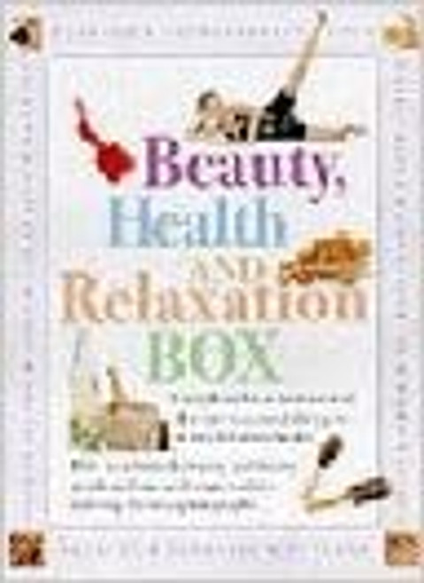 Beauty, Health and Relaxation Box (2 Book Box Set) (Extra Large Hardback Books)