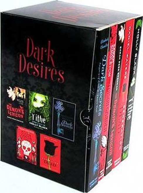 Dark Desires (5 Book Box Set)