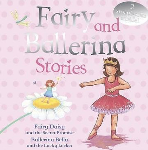 Fairy and Ballerina Stories (2 Book Box Set) (Extra Large Hardback Books)