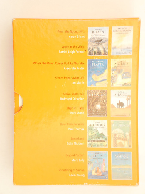 Penguin 60s Travel Giftset (10 Book Box Set)