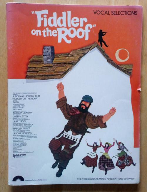 Bock, Jerry & Harnick, Sheldon - Fiddler on the Roof : Vocal Legends - Sheet Music