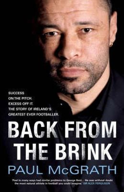 McGrath, Paul / Back from the Brink (Hardback)