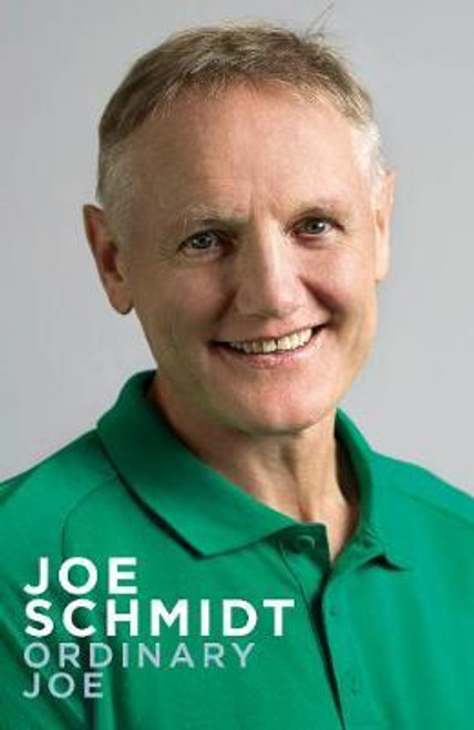 Schmidt, Joe / Ordinary Joe (Hardback)