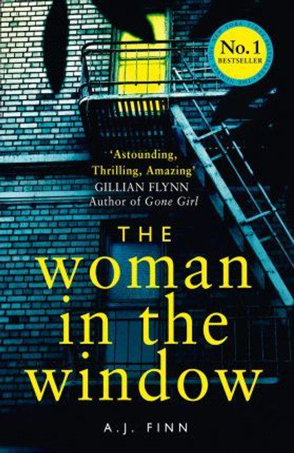 Finn, A. J. / The Woman in the Window (Hardback)