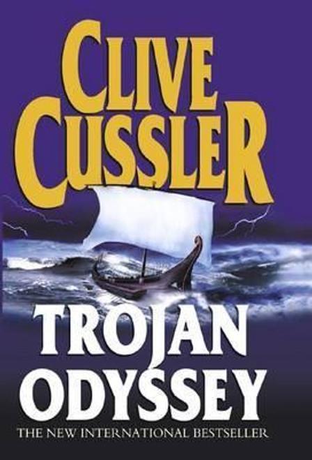 Cussler, Clive / Trojan Odyssey : Dirk Pitt #17 (Hardback)