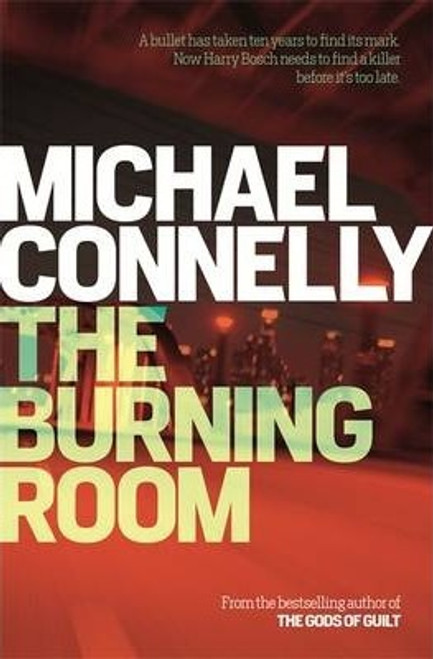 Connelly, Michael / The Burning Room (Hardback)