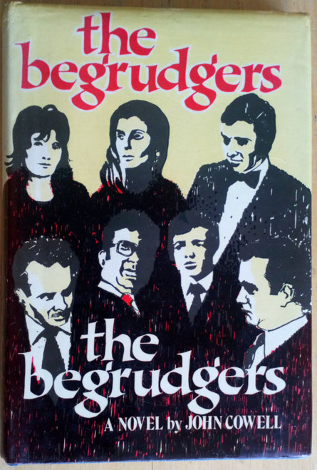 Cowell, John - The Begrudgers - SIGNED - O'Brien Press - HB 1978