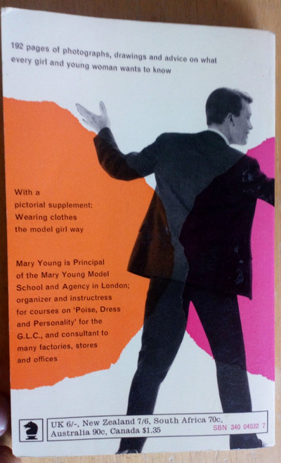 Young, Mary - In Search of Charm - Vintage PB -1967 - fashion, Clothing and Stytle Guide