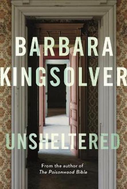 Kingsolver, Barbara / Unsheltered (Large Paperback)