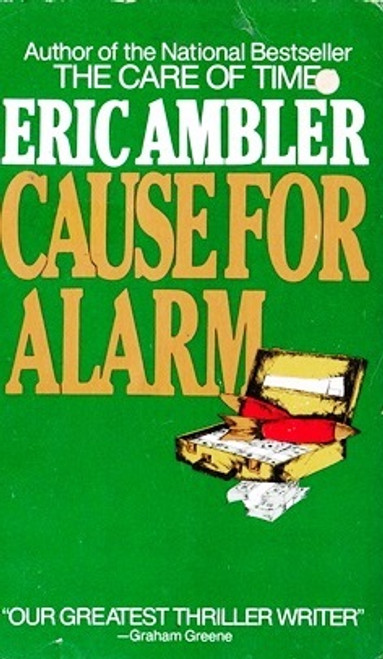 Ambler, Eric / Cause for Alarm