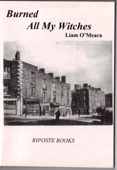 O'Meara, Liam / Burned All My Witches (Large Paperback)