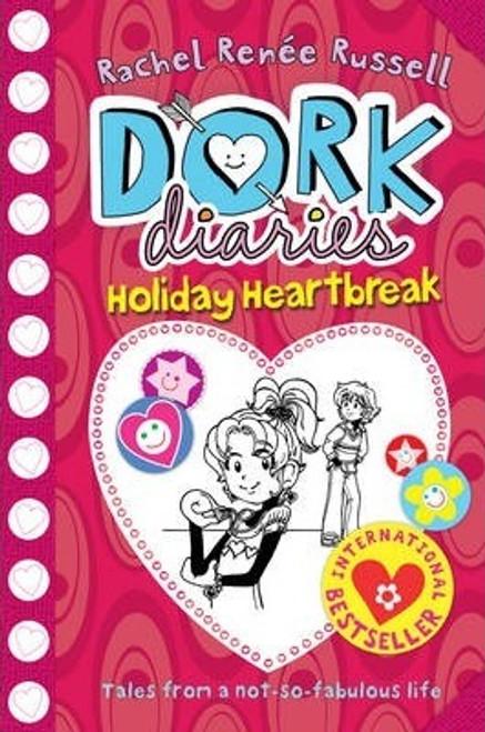 Russell, Rachel Renee / Dork Diaries: Holiday Heartbreak (Hardback)