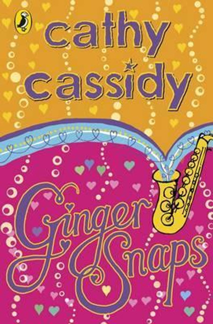 Cassidy, Cathy / GingerSnaps (Hardback)