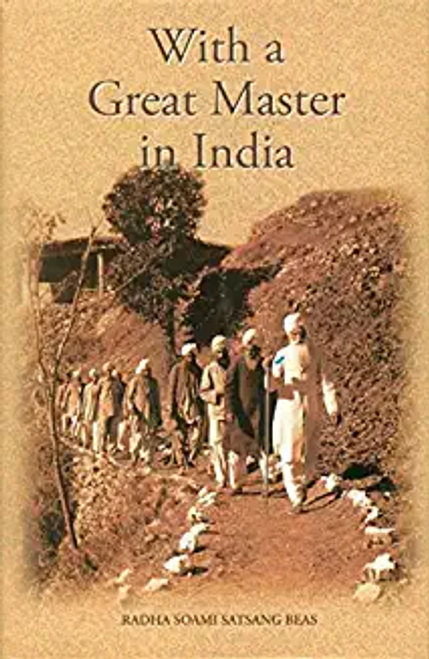 Johnson, Julian P. / With a Great Master in India (Hardback)