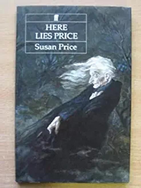 Price, Susan / Here Lies Price (Hardback)